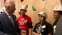 Prince Charles open new Prince's Trust centre