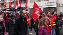 Manifestation contre la réforme des retraites : paroles de grévistes au cœur du cortège à Lyon