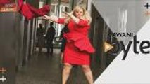 #AWANIByte: Rebel Wilson akui berat badan turun 8kg gara-gara set penggambaran panas!
