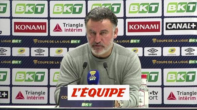 « Une pointe à la cuisse » pour Jérémy Pied - Foot - C. Ligue - Lille