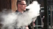 CDC issues warning over vaping