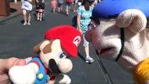 SML Parody Jeffy Goes To Disney World!