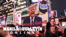 Hundreds rally for impeachment in Times Square