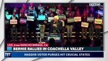 Bernie Sanders SLAMS Republican Governors After Massive Voter Purge
