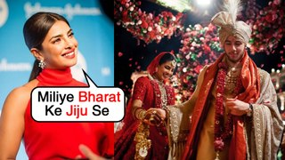 Priyanka's Reaction As Fans Scream 'Jijaji Aa Gaye' On Nick Jonas's Entry In Jumanji