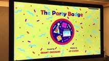 Hey Duggee 2x47 The Party Badge (Hey Duggee 5th Anniversary Soecial)