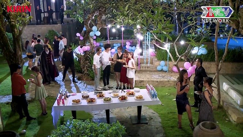 Jang Mi cực XINH trong buổi Party - Yêu Nhầm Con Gái Ông Trùm 2 Tập 8