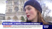 """""""Je vivais avec Notre-Dame depuis 2 ou 3 ans"""": Valérie Donzelli a tourné son dernier film avant l'incendie de la cathédrale"""