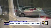 Uber, Lyft could leave Sky Harbor if Phoenix approves trip fee hike