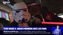 1.200 fans étaient réunis au Grand Rex pour l'avant-première de Star Wars 9