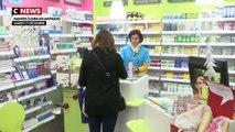 A partir du 15 janvier, l'aspirine, le Doliprane ou l'Advil ne sont plus en libre service dans les rayons des pharmacies