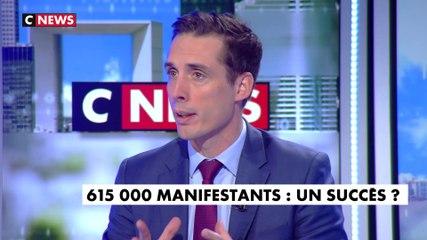 Jean-Baptiste Djebbari - CNews mercredi 18 décembre 2019