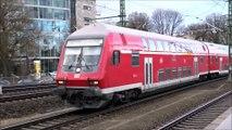 DB Baureihe 143 mit RE 18440 Berlin-Zoo - Dresden bei der Einfahrt in Dresden Hbf. am 15.12.2019