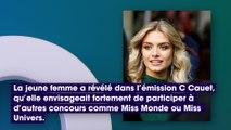 Miss France 2020  Miss Provence prête pour Miss Monde ou Miss Univers  Elle répond