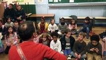 La fête de Noël à l'école du Rempart à Semur-en-Auxois (1/2)
