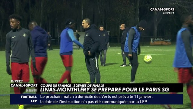 Linas-Montlhery se prépare pour le PSG !