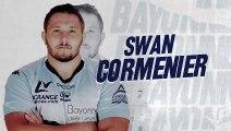Prolongation de contrat de Swan Cormenier