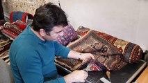 Ali Lasghari : redonner vie aux tapis