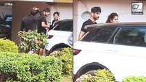 Sushant Singh Rajput SPOTTED At Rhea Chakraborty's Residence | Couple Alert