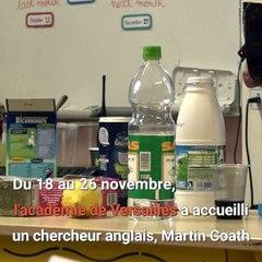 Sciences in schools : des ateliers scientifiques 100 % en anglais