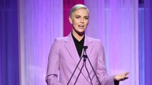 Charlize Theron revealed Jackson was transgender to stop using wrong pronouns