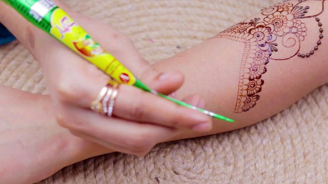 Pakistani Bridal Mehndi Design 2019 | Pakistani Bridal Mehndi Design images @Mehendi Training Center 