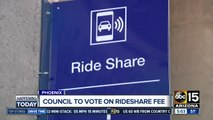 Uber and Lyft could leave Sky Harbor in 2020 if Phoenix approves trip fee hike