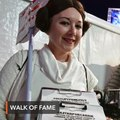 'Star Wars' fans campaign for Princess Leia star in Hollywood