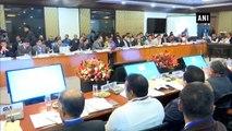 Nirmala Sitharaman chairs GST council meeting