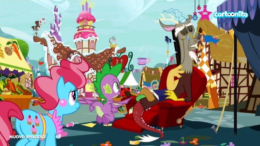 My Little Pony L'amicizia è magica [Stagione 9] [Episodio 23] La grande proposta di matrimonio  [COMPLETO]