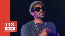 """André 3000 On Long-Awaited Solo Album- """"My Confidence Is Not There"""""""