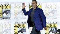 Arnold Schwarzenegger ne s'attendait pas à voir son fils dans une scène de sexe