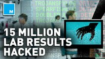 Lab test results stolen in hack of 15 million patients' records