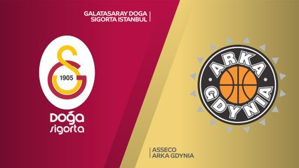7Days EuroCup Highlights Regular Season, Round 10: Galatasaray 92-73 Arka