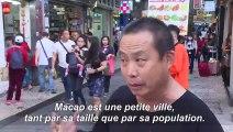 20ème anniversaire de la rétrocession: pour ses habitants, Macao n'est pas Hong Kong