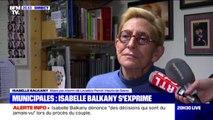 """Pour Isabelle Balkany, cette peine d'inéligibilité """"est une réelle confiscation du suffrage universel"""""""