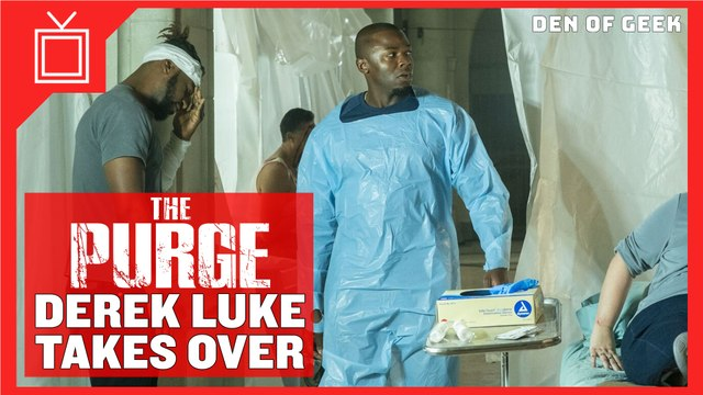 The Purge: Derek Luke Takes Over Our Instagram Account