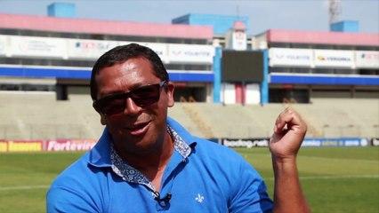 Tribuna do Paraná entrevista Saulo, 'O Tigre da Vila'