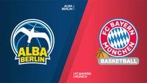 ALBA Berlin - FC Bayern Munich Highlights | EuroLeague, RS Round 14