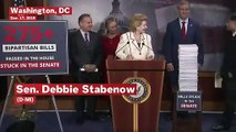 Democratic Leaders Say Republicans Turned Senate Into Legislative Graveyard