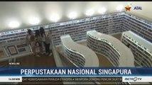 Melihat Perpustakaan Nasional <i>Instagrammable</i> di Singapura