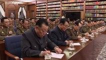 Mensaje militarista de Corea del Norte