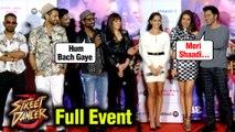 Varun Dhawan, Shraddha Kapoor Street Dancer 3D FULL Trailer Launch | UNCUT