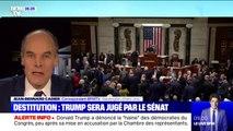 Destitution: mis en accusation, Donald Trump sera jugé par le Sénat