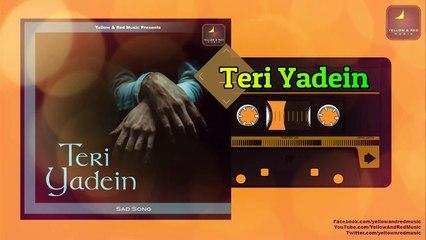 Teri Yadein | तेरी यादें | Sad Songs | Pop Songs Originals Series