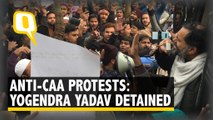 CAA Unrest: Activist Yogendra Yadav Detained in Delhi