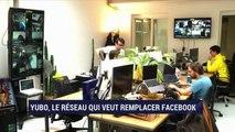 La France qui bouge: Yubo, le réseau qui veut remplacer Facebook, par Justine Vassogne - 19/12
