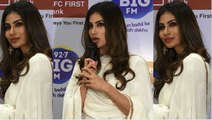 Mouni Roy at the launch of Treepublic an initiative to make environment green