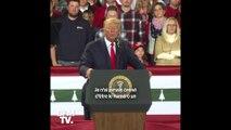 """Impeachment: Donald Trump estime que """"les démocrates se sont marqués du sceau de la honte"""""""