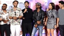 Street Dancer 3D: Varun Dhawan, Shraddha Kapoor and Remo D'souza At The Trailer Launch Part 1